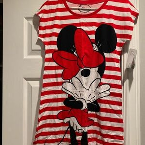 Minnie Mouth Night Shirt